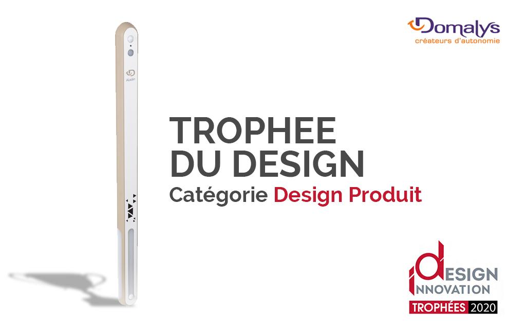 trophée du design
